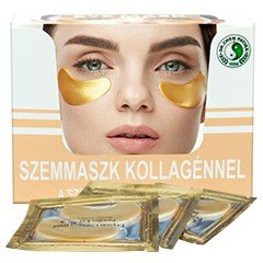 24K Gold Under Eye Patches with Collagen