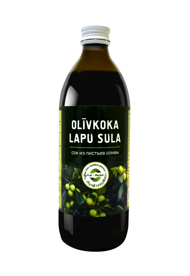 Olive leaf juice 500ml