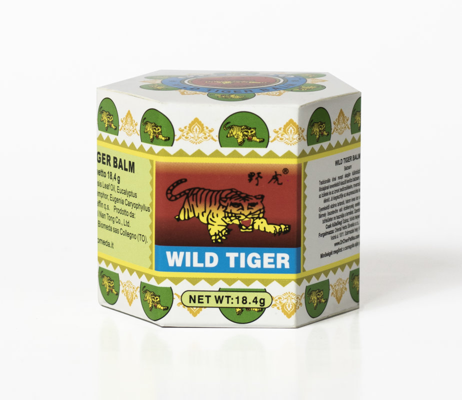 Balzāms ''Wild Tiger''  18.4g