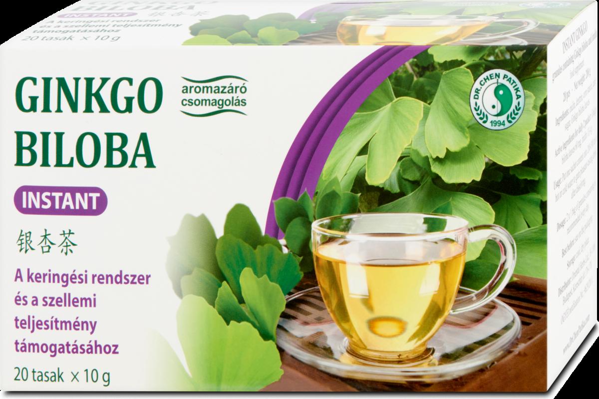 Ginkgo Biloba tēja.   200g (10g x 20)