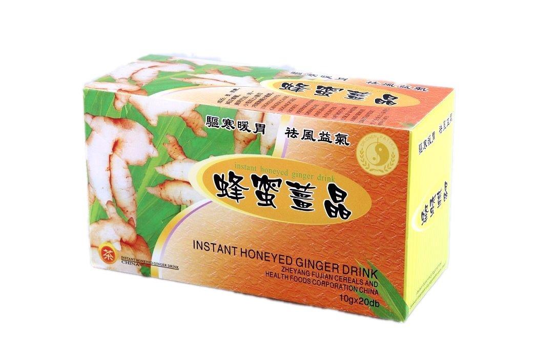 Ingvera medus tēja 200g (10g x20)