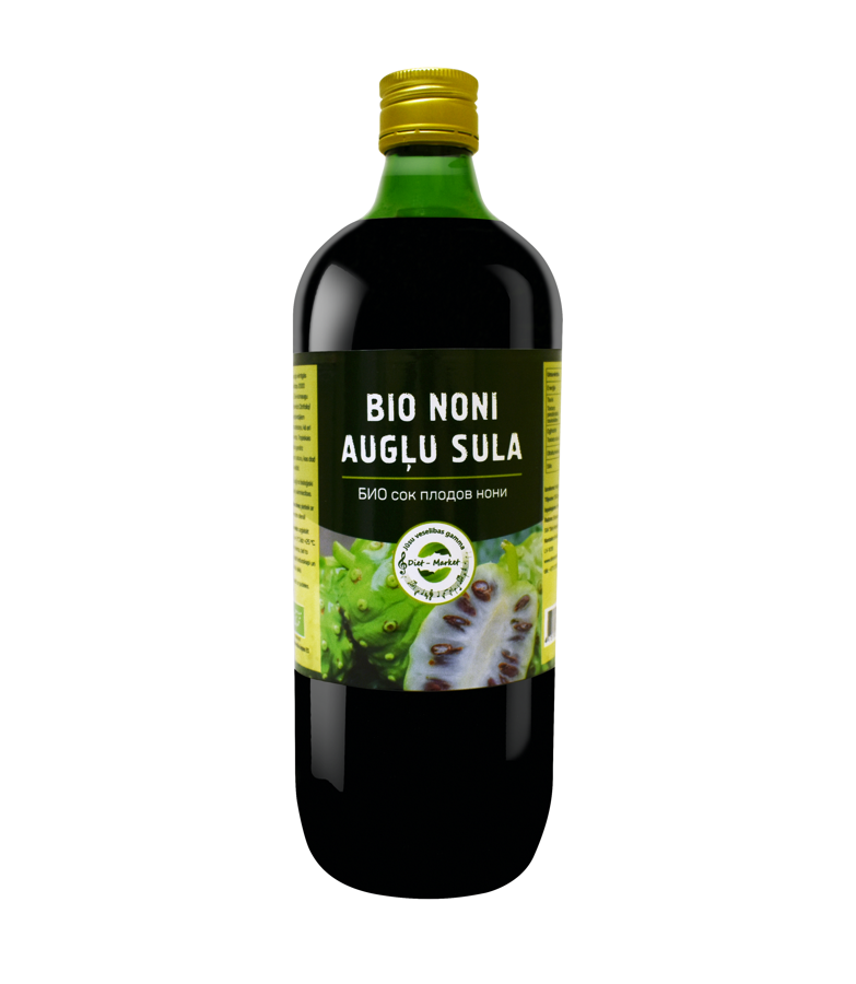 Organic Noni juice 100%  1000 ml