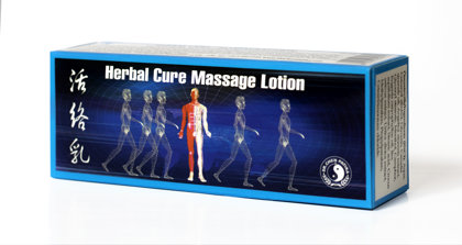 Herbal Cure massage lotion 70 ml