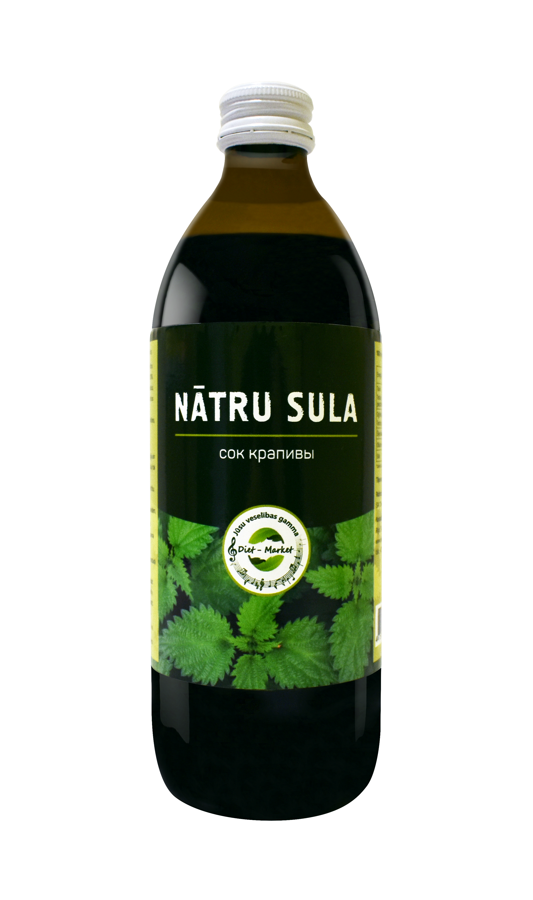 Nettle juice 500 ml
