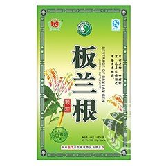 Tea from natural Ban Lan Gen root and echinacea granules 180 g (15g x 12)